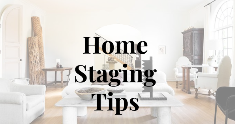 The Best Home Staging Tips in Australia 2020